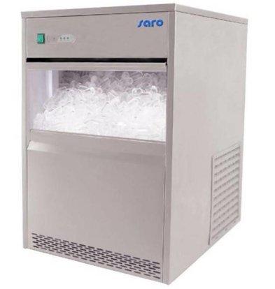 Saro Machine à Glaçons INOX   26Kg/24h   Stockage 6kg   PROMOTION XXL!