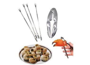 Accessoires Crustacés - Escargots
