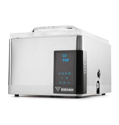 Henkelman NEO 42 | Machine Sous Vide Henkelman | Soudure 420mm |  Chambre 370x420x180mm | Application VacAssist