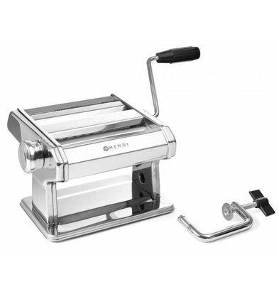 Machine à Pâtes Manuelle | Epaisseur 0,2 à 2,5mm | 440x382x(H)340mm