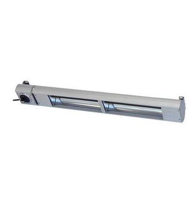 Roband Lampe Chauffante Infrarouge | 900W | Dim. 900mm | avec Intérrupteur!