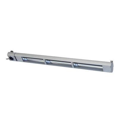 Roband Lampe Chauffante Infrarouge | 1200W | Dim. 1200mm | avec Intérrupteur!