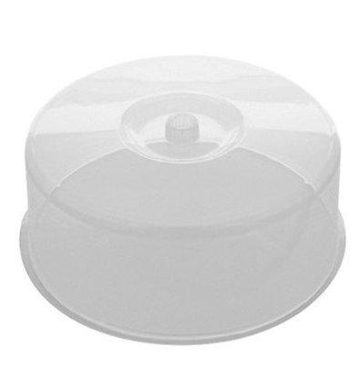 Emga Cloche Plastique Transparante | Ø300mm