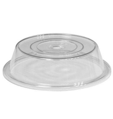 emga Cloche Couvre-Assiette | avec Trou Central Ø22mm | Plastique ABS | Disponibles en 3 Tailles