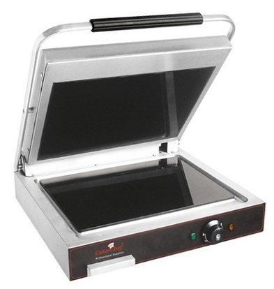 CaterChef Grill de Contact Vitrocéramique 400°C | 40x30cm | 2920W | 590x480x170(h)mm