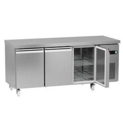 Hoshizaki Comptoir Réfrigéré Snowflake 3 Portes | SCR-180CH | 500 Litres | 1780x700x830-900(h)mm