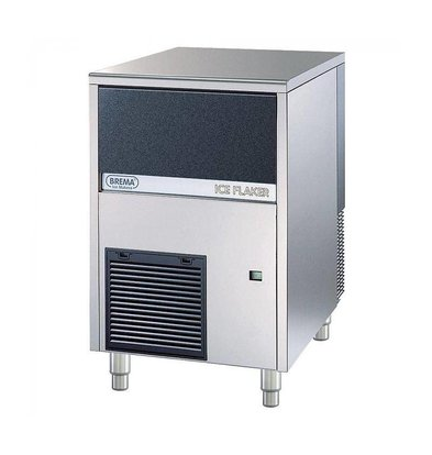 Brema Machine à Glace en Grain 90kg/24h | Stockage 55kg | Brema GB 902