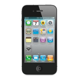 Apple Refurbished iPhone 4 16GB Zwart
