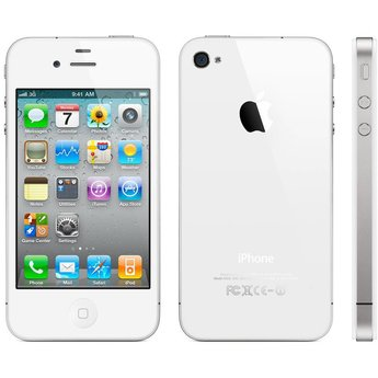 Apple Refurbished iPhone 4S 16GB Wit