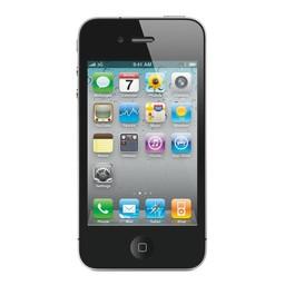 Apple Refurbished iPhone 4S 64GB Zwart