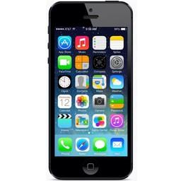 Apple Refurbished iPhone 5 Zwart 16GB