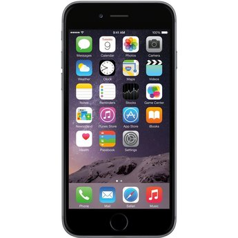 Apple Refurbished iPhone 6 Space Grey 16GB