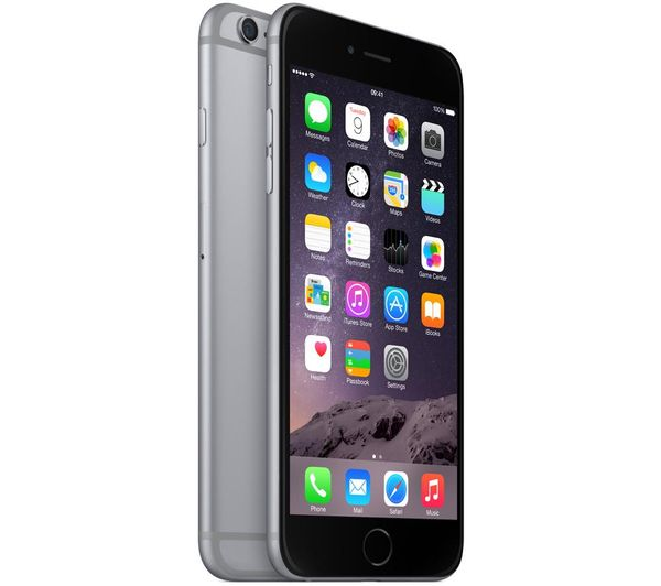 Apple Refurbished iPhone 6 Space Grey 64GB