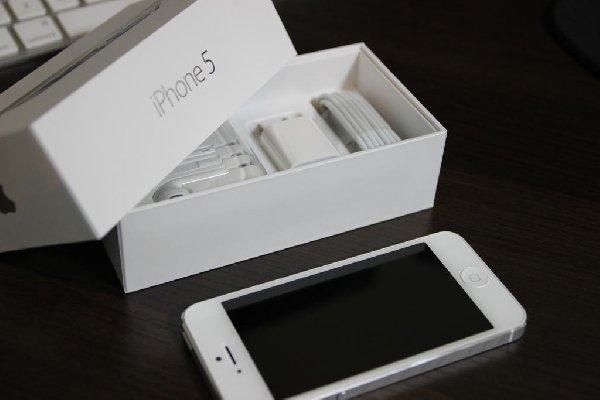Apple Refurbished iPhone 5S Wit 32GB
