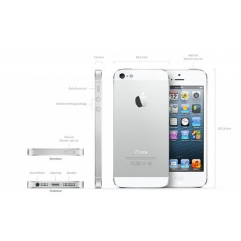 Apple Refurbished iPhone 5S Wit 64GB