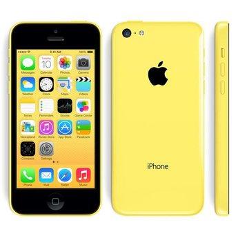 Apple Refurbished iPhone 5C Geel 16GB