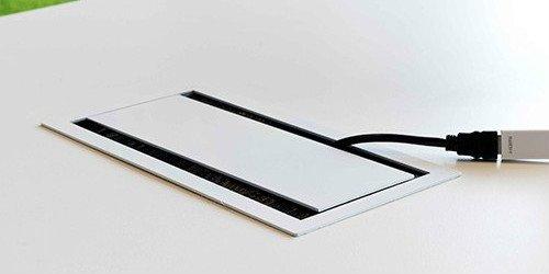 BI-BOX Kabelbox large + powerinlay 4P4D4U 423025.605150 + 423025.0000000 BI-BOX Kabelbox + powerinlay 0