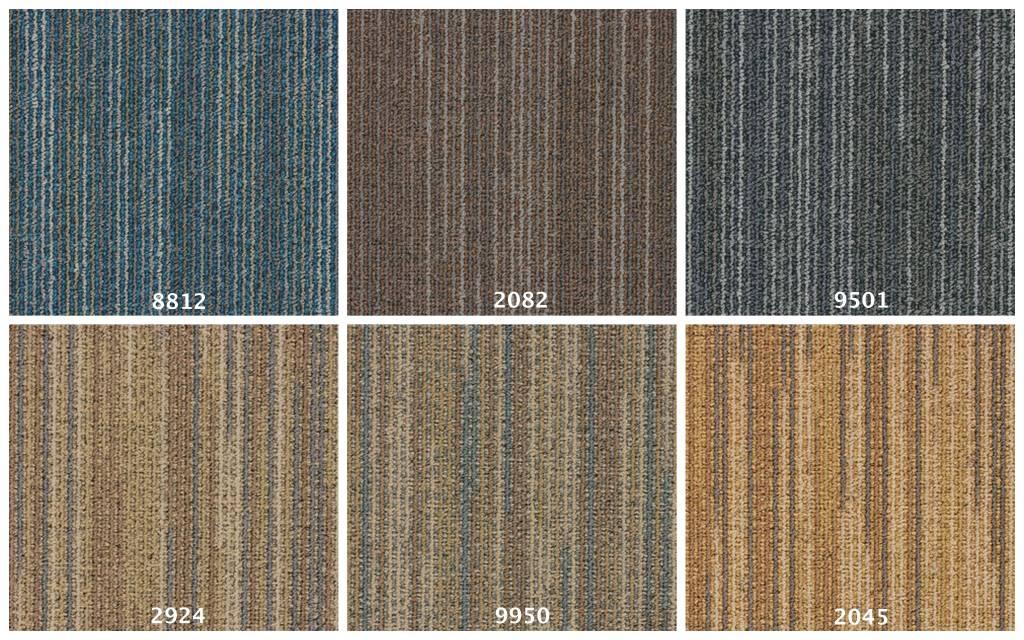 Desso Libra Lines 20 Carpet Tiles Deverfwebshop