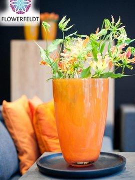 DutZ Flower vase soft orange