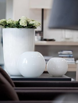 DutZ Flower vases white