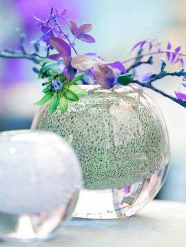 DutZ Ball jade bubble vases