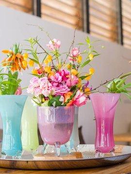 DutZ Evita fuchsia vases