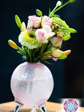 DutZ Evita old rose vazen