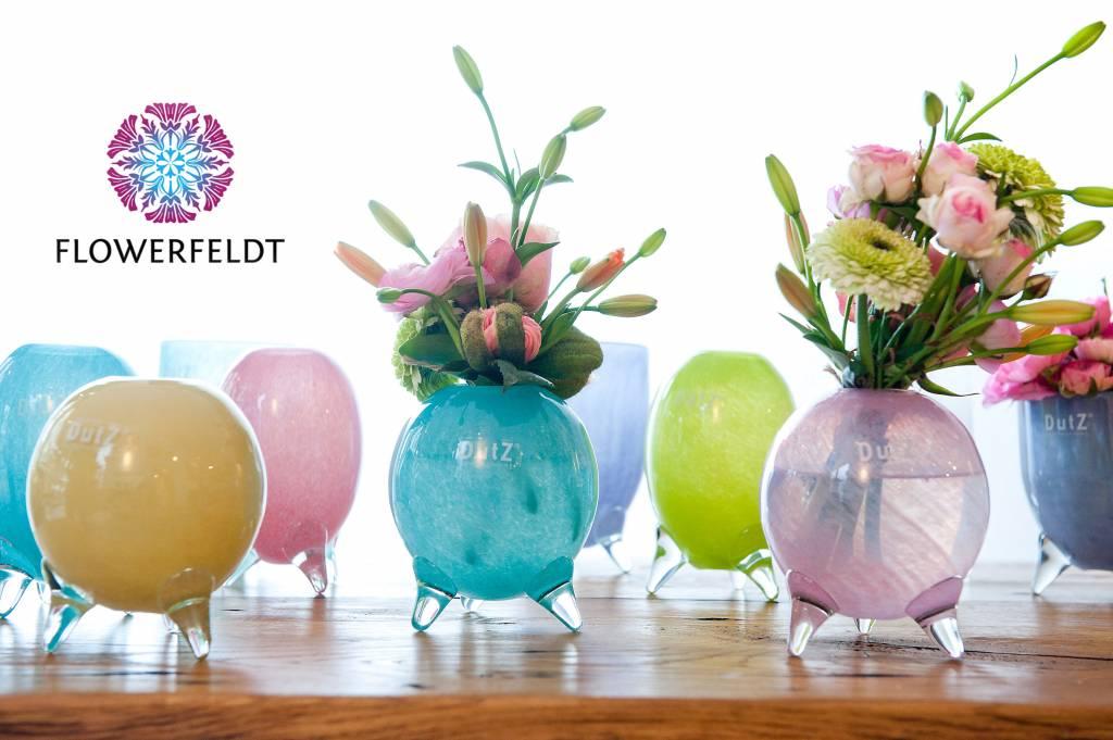 Dutz evita old rose vazen flowerfeldt for Dutz vazen verkooppunten