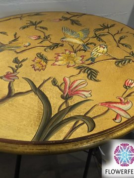 Old Chinese table