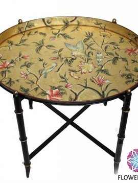 Old Chinese side table
