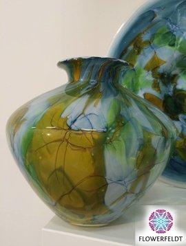 Fidrio Vases Dynamic Belly
