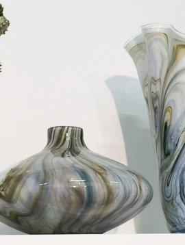 Fidrio Vase Fine Lines Arabica