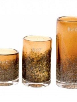 DutZ Cylinder cognac bubbles