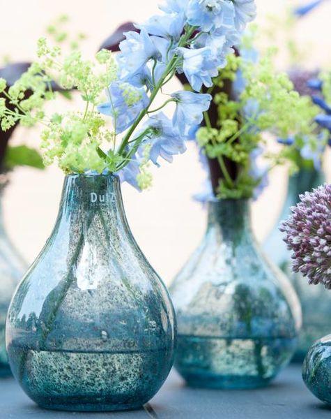 Vases Set Ivan Pine Tree Flowerfeldt
