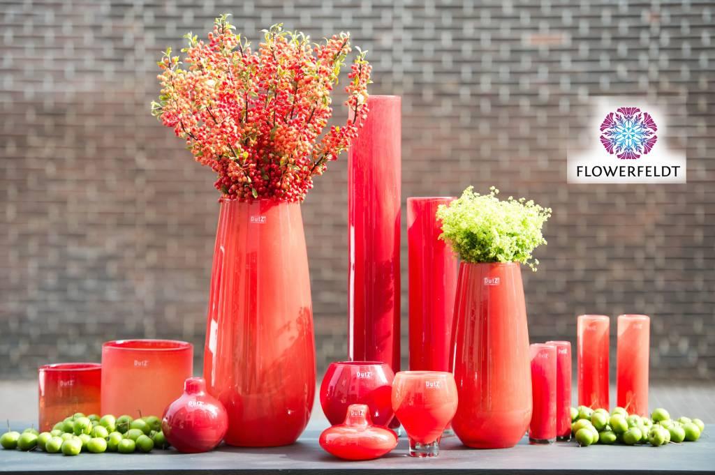 vase robert red large vases red dutz online flowerfeldt. Black Bedroom Furniture Sets. Home Design Ideas