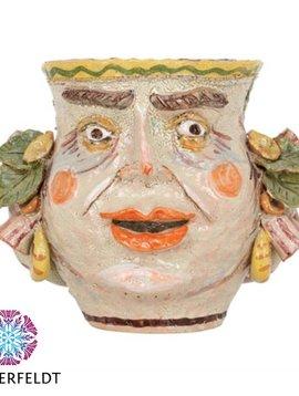 Sicily & More Pirate vase