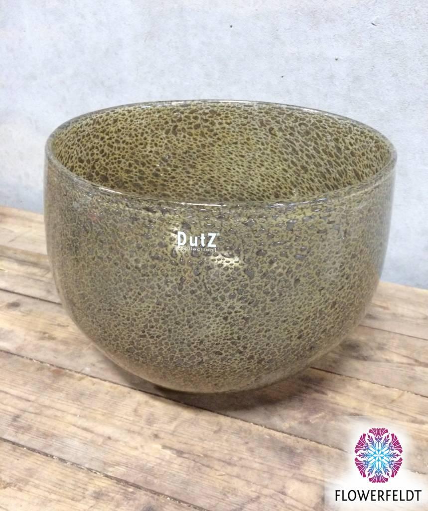 DutZ Bowl vaas silverbrown