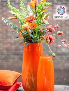 DutZ Vase Robert soft orange