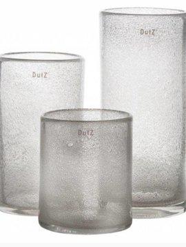DutZ Cylinder vases bubbles