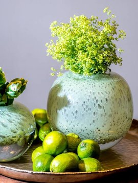 DutZ Ball vase green