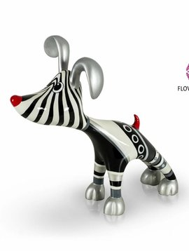 Niloc Pagen Stretching Dog Billie Silverline