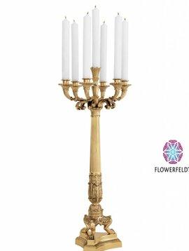 Eichholtz Candle holder gold Jefferson