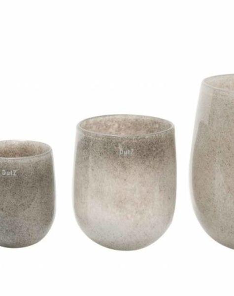 Dutz Barrel New Grey Vases Flowerfeldt