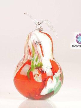 Fidrio Glass peer Mixed Colors