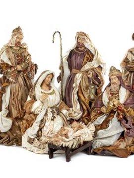 Goodwill Christmas manger 68 cm