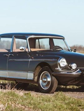 Matrix Citroen DS Majesty