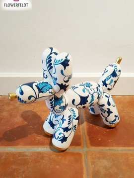 Niloc Pagen Balloon Dog Delfts Blue