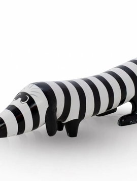 Niloc Pagen Hot Dog Black White