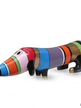 Niloc Pagen Hot Dog Rainbow gold