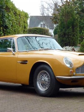 Matrix Aston Martin DB6